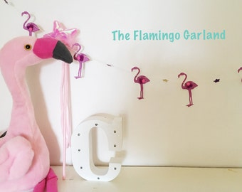 Flamingo Garland/Bunting