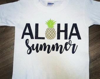 Aloha Summer Tshirt