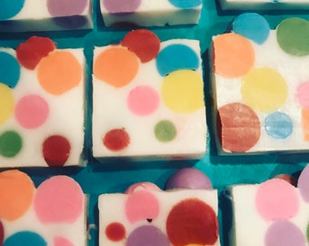 Bubble Gum Inspired Soap