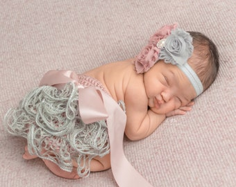 Baby Girl Clothes - Newborn Girl Outfit - Baby Shower Gift - Newborn Photo Prop - Baby Girl Coming Home Outfit - Newborn Clothes For Girl