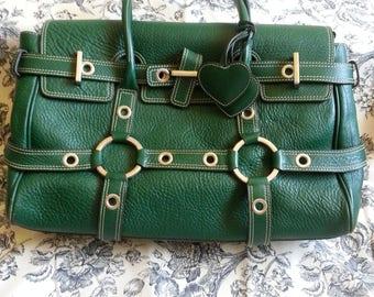 Satchel vintage doctor bag