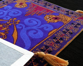 Magic Carpet - Life Size