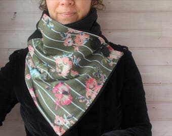 Spring scarf , snood for women's,neck warmer, snood, scarf, winter cowl, bandana