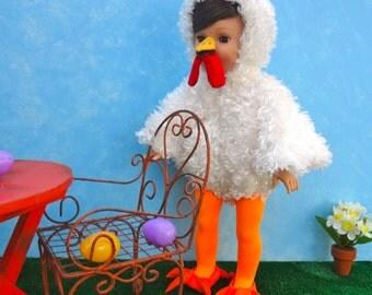 Little Chicken Costume