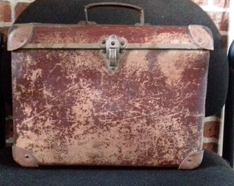 Antique Very Rare Suitcase