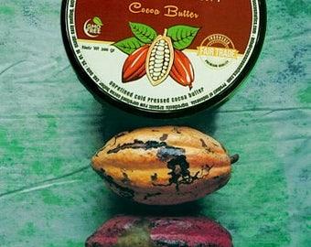 Sale Unrefined Cocoa Butter - Raw 100% cocoa