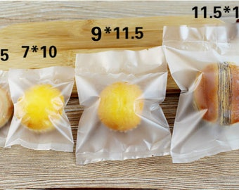 100pcs trasnparent Wedding Favor Bags/Cookie Food Candy Packaging/clear cello bag/Plastic gift Bags