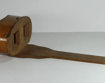 Antique Wood Stereoscope for Decor or Photo Prop or Parts