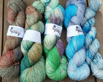 Kit for So Faded Sweater by Andrea Mowry - From Land to Sea (Land Ahoy 1)
