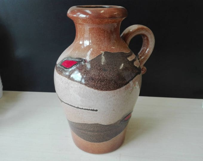 West Germany vase, 490-25