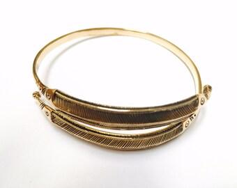 Vendel Period Replica Viking bracelet VIKING KRISTALL bronze