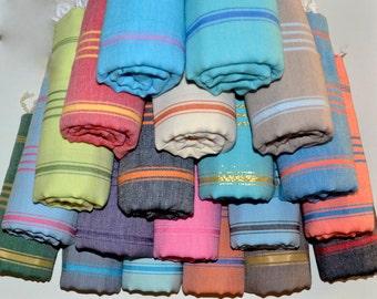 SALE!  Peshtemal - Turkish Towel - Turkish Beach Towel