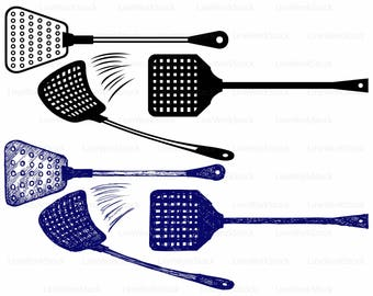 Fly swatter svg,swatter clipart,swatter svg,swatter silhouette,swatter cricut,swatter cut files,swatter clip art,digital,svg,designs