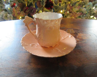 GERMANY DEMITASSE CUP and Saucer Set