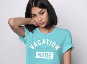 Vacation Shirt, Spring Break, Beach Shirt, Bachelorette Party Shirts, Summer Tshirt, Vacation Mode, Beach Please