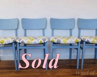 Retro dinning chairs