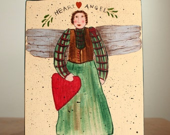 Heart Angel Box