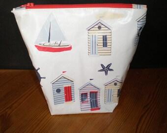 Plastic / cosmetic / toileties bag