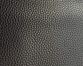 Black Faux Leather Black Leatherette Black Synethetic Leather Soft Leatherette Supply in Australia