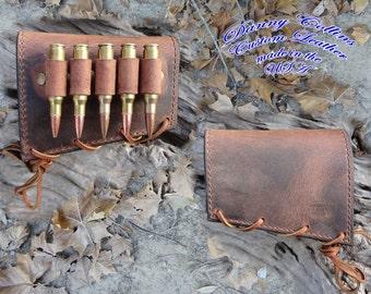 Buffalo buttstock ammo/cartridge sleeve