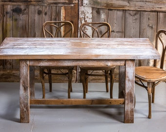 3' x 5' Breadboard style Kitchen/Dining Table (seats 6)