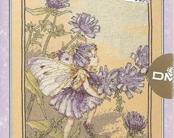 DMC The Ultimate Cross Stitich Chart Collection, Ref: PC21 The Chicory Fairy, 1996