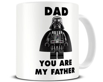 Dad You Are My Father Coffee Mug - gift for dad - father's day mug - dad mug - funny mug - MG353