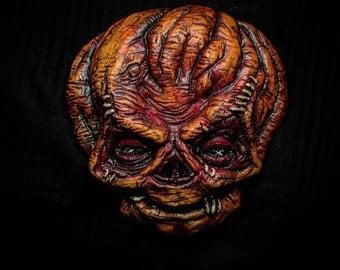 Horror Icons Series I Number IV: Trick 'r Treat Sam Unmasked