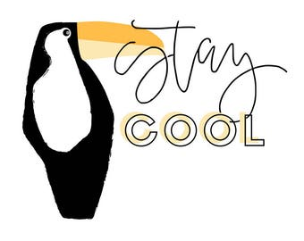 Stay Cool - Print Pack