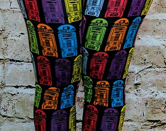 R2D2 Leggings