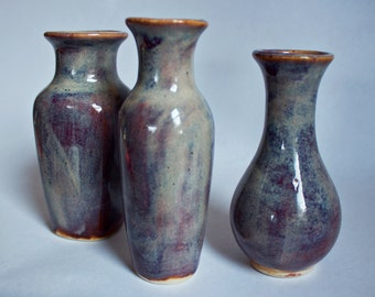 Bud Vases- Set of 3