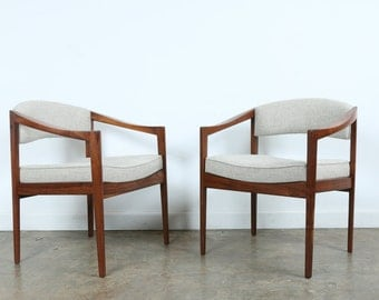 Danish Set of Arm Chairs