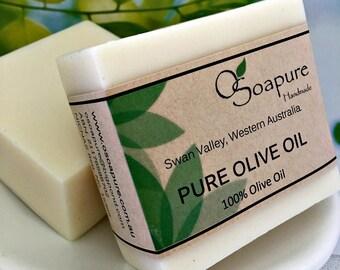 Pure Olive Oil (Castile) Cold Process Soap