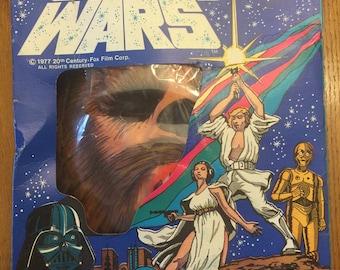 1977 Ben Cooper Chewbacca Costume