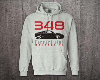 Ferrari Hoodie, Cars hoodies, ferrari 348 hoodies, Graphic hoodies, funny hoodies, Cars t shirts, Ferrari Enzo Ferrari shirts 348 testarossa