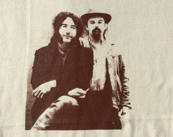 Grateful Dead Shirt-Jerry Garica and Pigpen Lot Shirt-Sizes S M L XL XXL