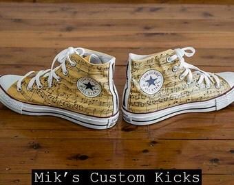 Music Shoes Authentic Converse