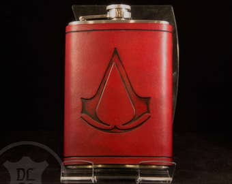 Assassin's Creed Flask
