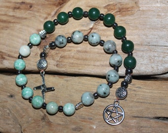 Prayer Beads-Imbolc