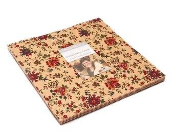 "Moda GOOSEBERRY LANE 42 10"" Quilt Fabric Squares 9540LC Layer Cake"