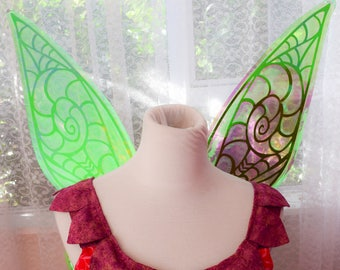 Tinkerbell Iridescent Fairy Wings - Any colour