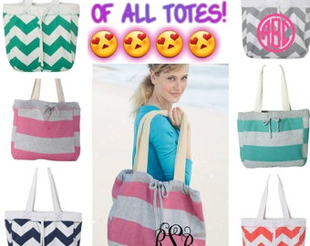Soft Blend Jersey 16×15 Tote