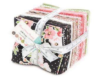 Olives Flower Market Fat Quarter Bundle