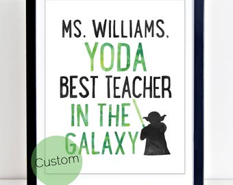 Teacher appreciation printable | Etsy