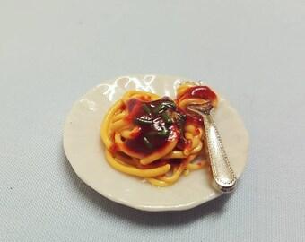 Miniature Pasta Dish