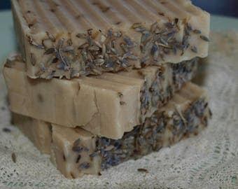 Goat's Milk Soap - Lavender