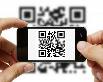Additional QR-code