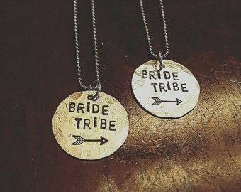 Bride Tribe Necklace