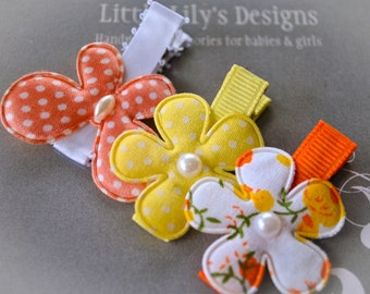 FREE SHIPPING Girl Hair Clips, Baby Hair Accessories, Baby Bows, Baby Hair Clips, Infant Hair Clips, Girl Barrettes, Toddler Bows, Toddler