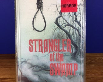 Strangler In the Swamp VHS